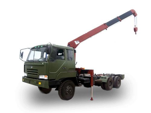 湖南飞涛SQ603直臂3节臂随车起重机