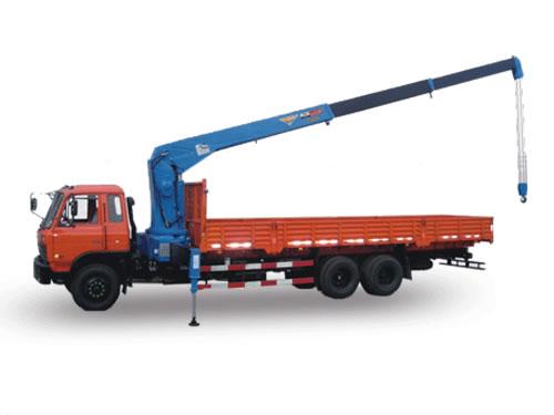 湖南飞涛SQ1203直臂3节臂随车起重机