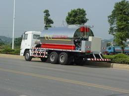 郴筑CZL5253GLS-14T沥青洒布车