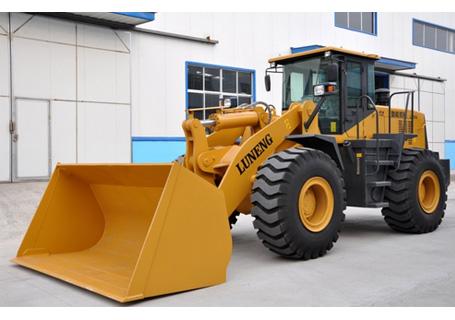 路大YN956秸秆专用轮胎式装载机