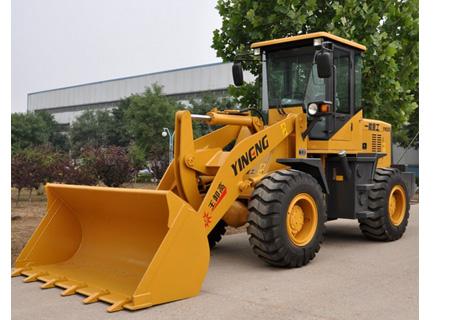 路大YN926高卸王轮胎式装载机