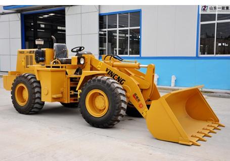 路大YN926低煤层轮胎式装载机