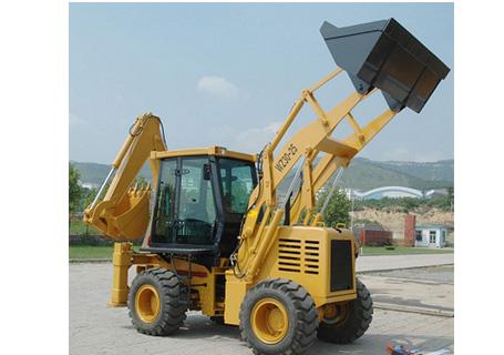 路大WZ30-25挖掘装载机