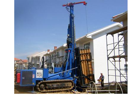 卡萨阁蓝地HBR 205 GT连续墙钻机