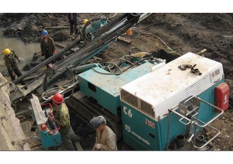 卡萨阁蓝地C6多功能钻机