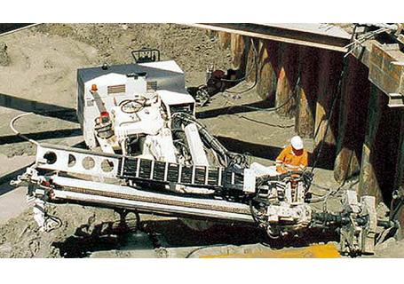 卡萨阁蓝地M6A-1多功能钻机