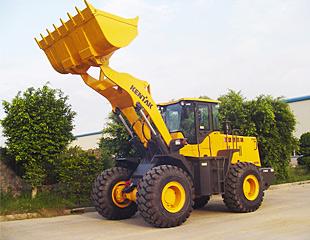 建德机械KT857D轮式装载机