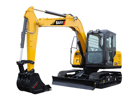 三一SY75C小型液压挖掘机口碑