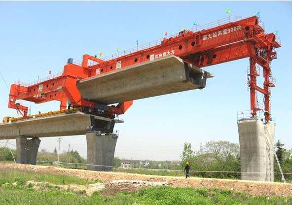 大方DF步履式(走行式)架桥机