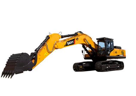 三一SY465H-9挖掘机