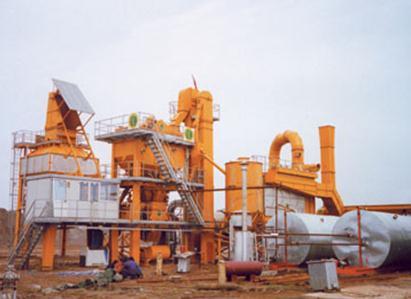 博纳地BERNARDI沥青混合料搅拌设备
