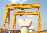 大方450吨轮轨式跨线提梁机