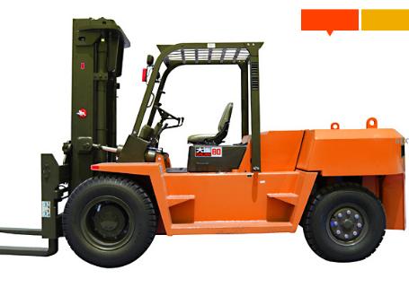 大连B系列 8-10T平衡重式内燃叉车