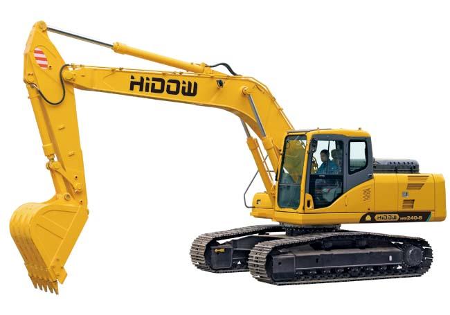 海斗HW240-8A挖掘机