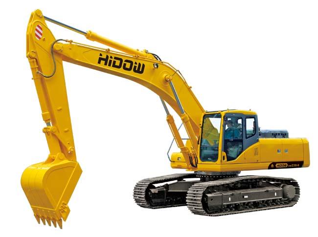 海斗HW330-8挖掘机图片