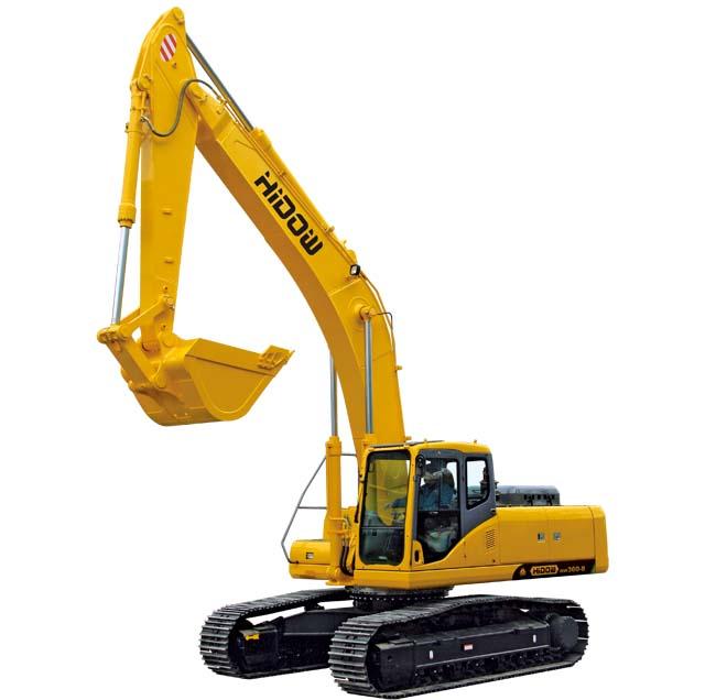 海斗HW360-8挖掘机图片