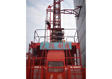 克瑞SC200/200施工升降机