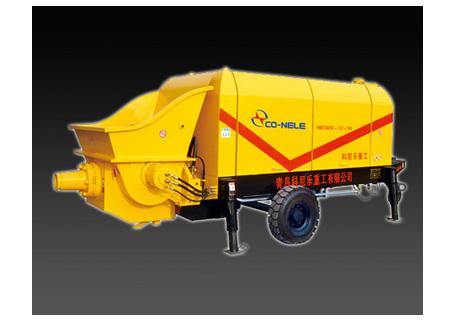 科尼乐重工DHBT系列柴油机混凝土输送泵图片