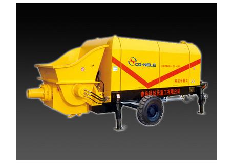 科尼乐重工HBT系列电机混凝土输送泵图片