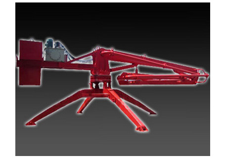 科尼乐重工HGY17移动式混凝土布料机