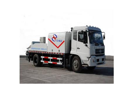 科尼乐重工DFL1120B车载泵