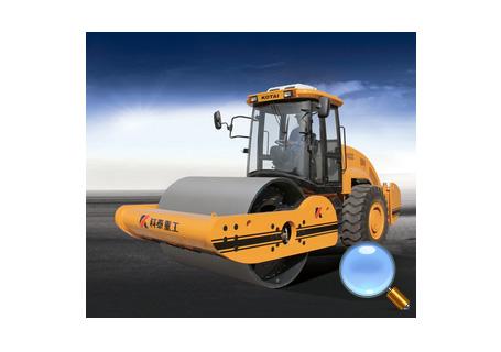 科泰重工KS202D单钢轮压路机图片