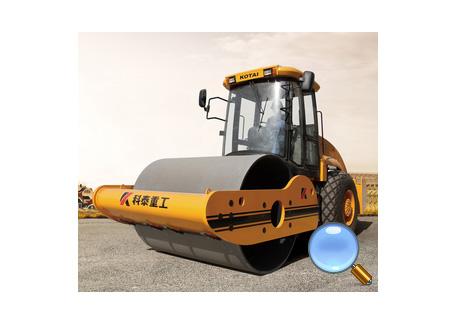 科泰重工KS122S单钢轮压路机