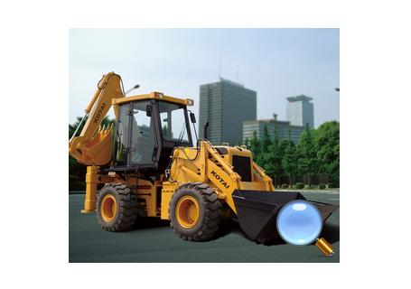 科泰重工KL30-25挖掘装载机