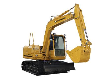 奇瑞迪凯重科DE80挖掘机