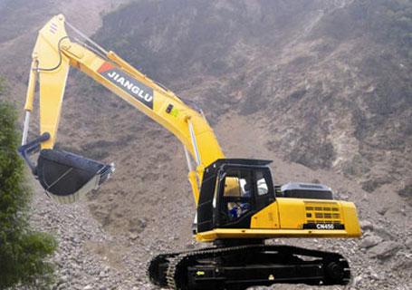 江麓CN450LC挖掘机