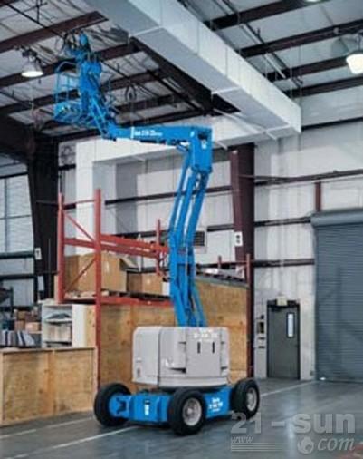吉尼Z-40/23自行式曲臂型高空作业平台