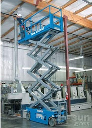 吉尼GS-2632自行式剪型高空作业平台