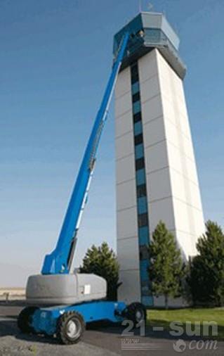 吉尼S-100自行式直臂型高空作业平台
