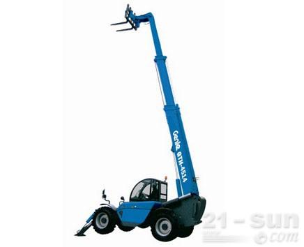 吉尼GTH-4514高延型粗糙地面叉装机(限CE )图片