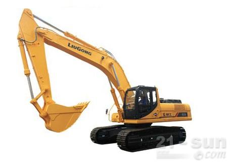 柳工CLG933D挖掘机