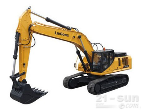 柳工CLG945E挖掘机