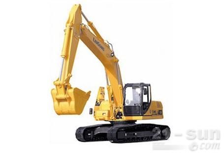 柳工CLG923D挖掘机