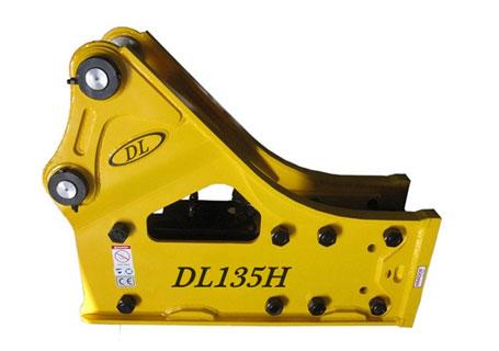 东立机械DL135H三角型破碎锤