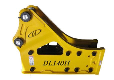 东立机械DL140H三角型破碎锤