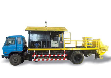 润邦机械HBCS系列混凝土输送泵