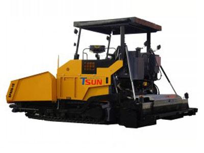 天顺长城SP90S-1E/SP90S-1G履带式摊铺机