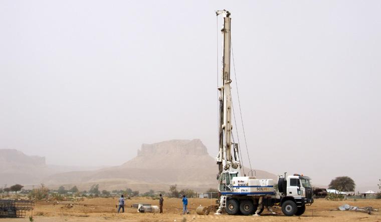 土力机械STM-30大口径旋挖桩图片