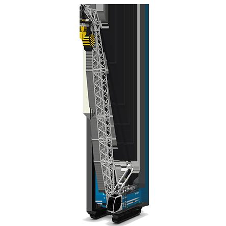 土力机械SC-80履带式起重机