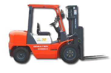 格瑞特CPC30/CPCD30平衡重式内燃叉车图片