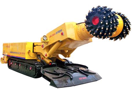 冀中能源EBH260(A)岩石掘进机