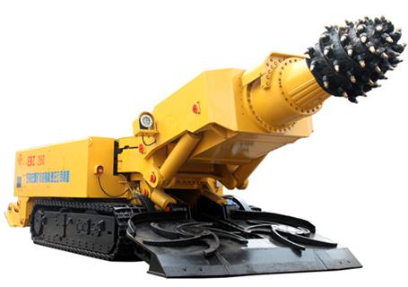 冀中能源EBZ260(A)(轻型)岩石掘进机图片
