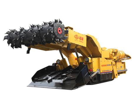 冀中能源ML300/492连续采煤机图片