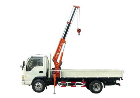 石煤QYS-1.0ⅡA直臂起重机