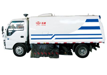 冀中能源SMJ5060TSL扫路车