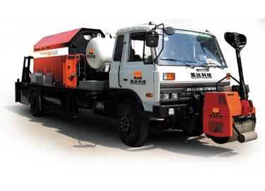 英达TM500-DR-TRK快速加热修补车